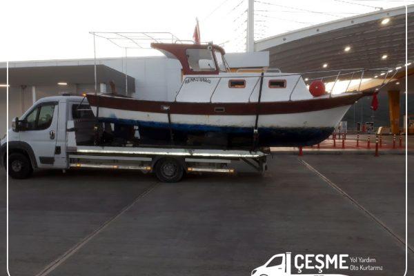 Çeşme Tekne Taşıma